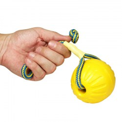Мячик для овчарки «Dog Toy» large - TT20